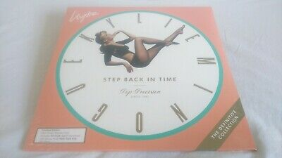 Kylie Minogue~Step Back in Time Ltd Edtn Mint Green vinyl SEALED ~ see all pics