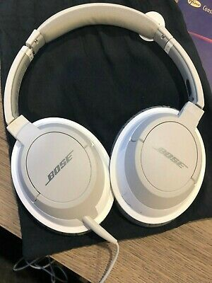 Bose AE2 Audio Headphones - White FOR Apple -IPOD-IPHONE-IPAD Wired #16591-2