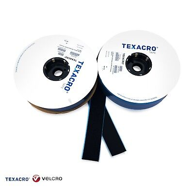 TEXACRO by Velcro Companies Self Adhesive Hook and Loop Tape Stick-On Fastener