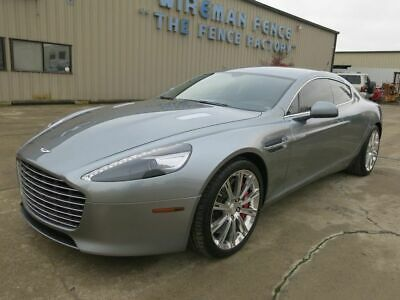 2014 Aston Martin Rapide S/Sedan 6.0L-12V/550hp Hand Build. 2014 Aston Martin Rapide S /Sedan 6.0L-12V/550hp Low Miles & Reserve 14 Rapid S