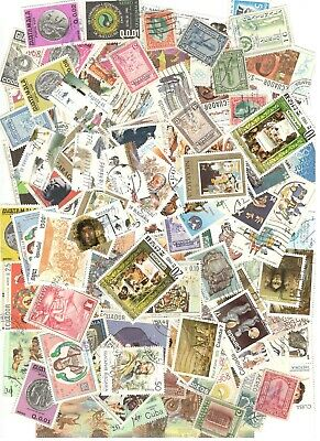 100 Native Americans Stamps All Different Nice Lot