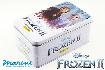 Panini Frozen 2 Il Segreto Di Arendelle - Trading Card Tin Box Collector's Tin