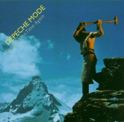 Construction Time Again -  CD - Depeche Mode, used very good