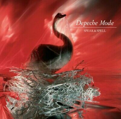 Speak And Spell -  CD - Depeche Mode, 2006 reissue, used very good