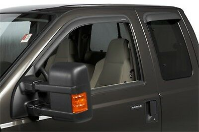 Side Window Vent-Crew Cab Pickup STAMPEDE 6123-2