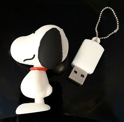 Snoopy Peanuts - USB Stick 16 GB Flash Drive USB Stick / Neu