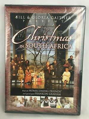 Bill Gaither & Homecoming Friends Christmas in South Africa New Sealed DVD