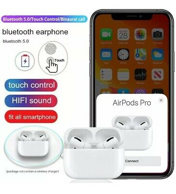 ***NEW*** For Apple AirPods Pro Wireless Headset White Popular Limited Stock