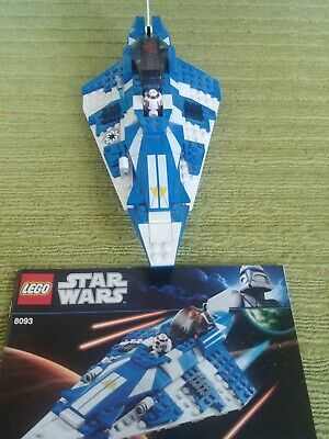 Lego Star Wars Plo Koons Starfighter 8093