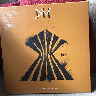 "Depeche Mode : A Broken Frame: 12"" Singles Collection VINYL 12"" Single Box Set"