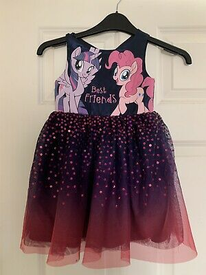 Girl's My Little Pony Party Dress From H&M Age 2-3 Years