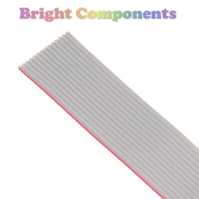 Flat Ribbon Cable 1.27mm for IDC Connectors - Various Sizes - 1st CLASS POST