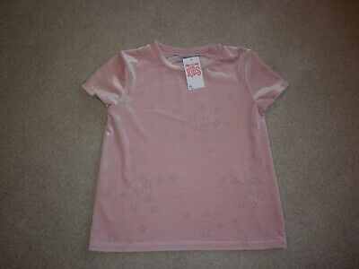 Lovely Girls Top, Cool Kids For Matalan, Age 8 Yrs, New With Tags, Rose Pink