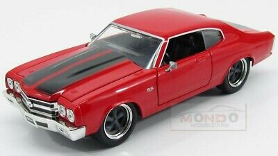 Chevrolet Dom'S Chevy Chevelle 454Ss 1970 Fast & Furious IV JADA 1:24 JADA97193