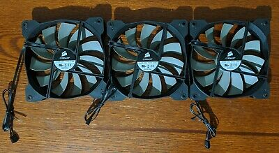 Corsair 140mm Cooling Fan Case Fan 3Pin A1425L12S-2 with Screws 12V DC 31-003605