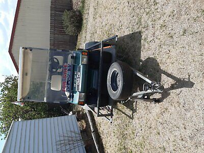 Golf Cart  And Tilt Trailer