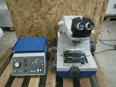 Reichert Jung UltraCut E Microtome 701701 Ultramicrotome + Controller