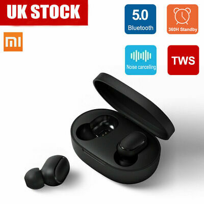 Xiaomi Redmi Airdots TWS Wireless Bluetooth 5.0 Earphones Earbuds Headphones SS