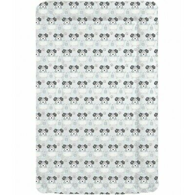 MollyDoo UK Made Baby Boys Girls Messy Pup Dogs Pattern Nappy Changing Mat