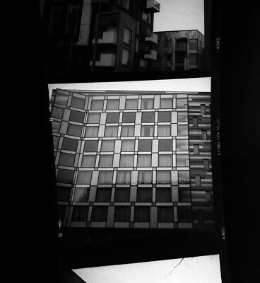Black and white film development and scanning (35mm, 120, 127)