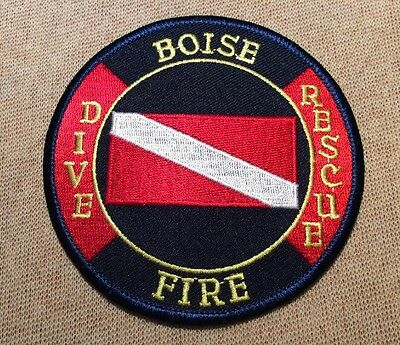 PARMA IDAHO ID Fire And Rescue FIRE PATCH