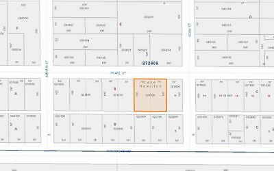 30 min from DISNEY!! 425 PEARL ST, LAKE HAMILTON 33851 0.22 Acre LAND FLORIDA