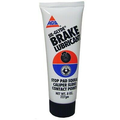 Silicone Brake Lubricant AGS BK-8