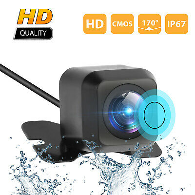 WiFi Dual 1080P Dash Cam Front and Rear FHD Car DVR Camera Recorder Night Vision