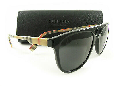 BRAND NEW SUNGLASSES Burberry B 4131 3001/87 56 17 - $149.99 ...