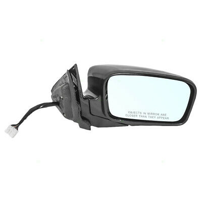 Partslink Number AC1321106 OE Replacement Acura TL Passenger Side Mirror Outside Rear View