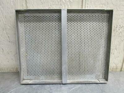 Blakeslee Model D-8 Commercial Dishwasher Screen Scrap Tray Filter
