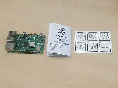 Raspberry Pi 4 Model B 4GB RAM  UK (V)