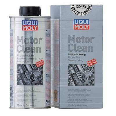 [1l=37.14€] Original LIQUI MOLY 1019 MotorClean 500 ml