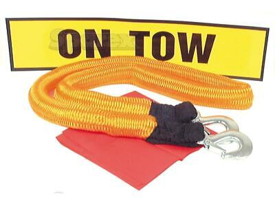 Elasticated Tow Rope Kit, Length: 1.8-3.8m SPAREX NEW
