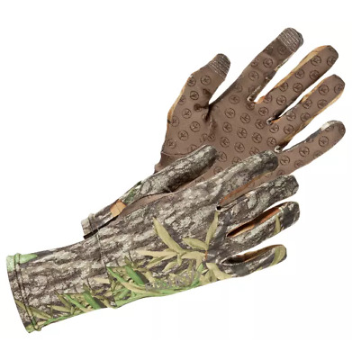 Red Head Strut Zone Touch Gloves Mens Large