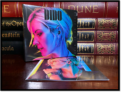 Still On My Mind ✎SIGNED♫ by DIDO New CD with Autographed Booklet Give You Up