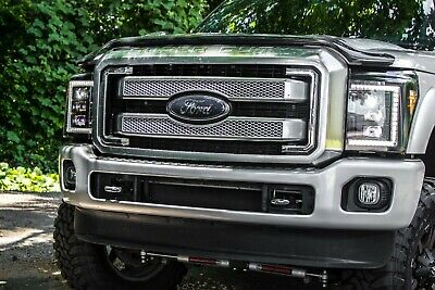 2011-2016 Ford F-Series Super Duty Morimoto XB LED Headlights Sequential DRL Set