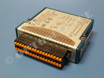 National Instruments NI 9205 cDAQ Analog Input Module, 32 Channels