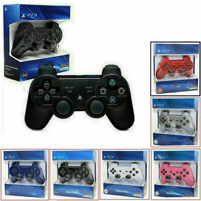 New PS3 Dualshock 3 Wireless Bluetooth Game Controller for Sony Playstation 3 UK