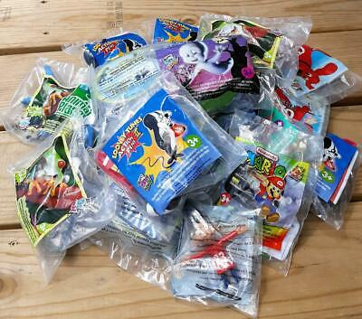 22-Piece Classic / Collectible Wendy's Happy Meal Toys Bundle