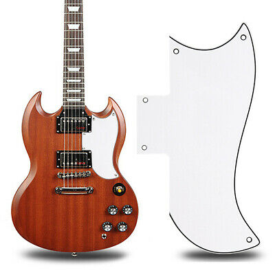 Scratch Plate PickGuard  for Gibson SG Style Electric Guitars UK Stock Shipping