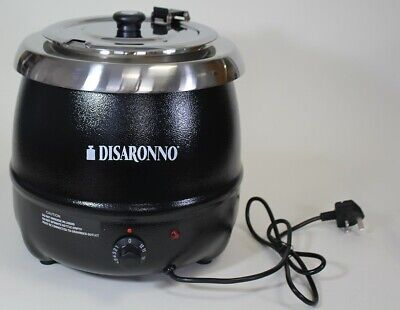 Disaronno Branded 10L Soup Kettle