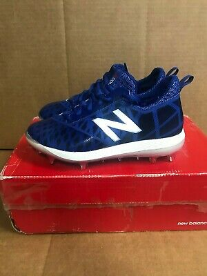 New Balance COMPv1 Cleat - Junior's Baseball SKU JCOMPTB1 Size 2 M