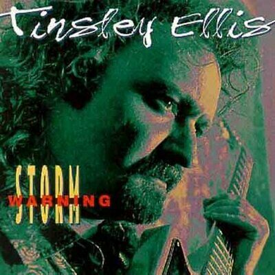 Tinsley Ellis - Storm Warning - Tinsley Ellis CD 0PVG The Cheap Fast Free Post