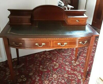 Edwardian Inlaid Ladies Writing Desk