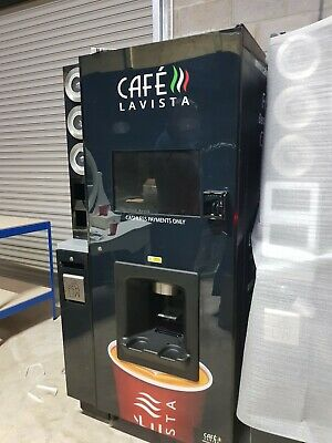 COFFEE VENDING MACHINE - Hot and Cold Drinks2Go Vending Stations