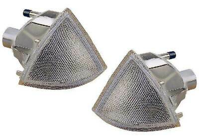 Citroen AX 1991-1996 Clear Front Indicator Pair Left & Right
