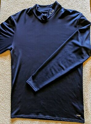 MENS CHAMPION DOUBLE Dry Compression Athletic T Shirt Long