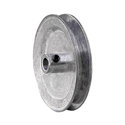 "Congress CA0200X050 1/2"" Fixed Bore Standard V-Belt Pulley, 3L, 4L, 2A X 1/2"""
