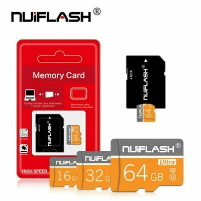 128 GB Speicherkarte Class 10 High-Speed TF Card Handy für micro-sd FORMAT